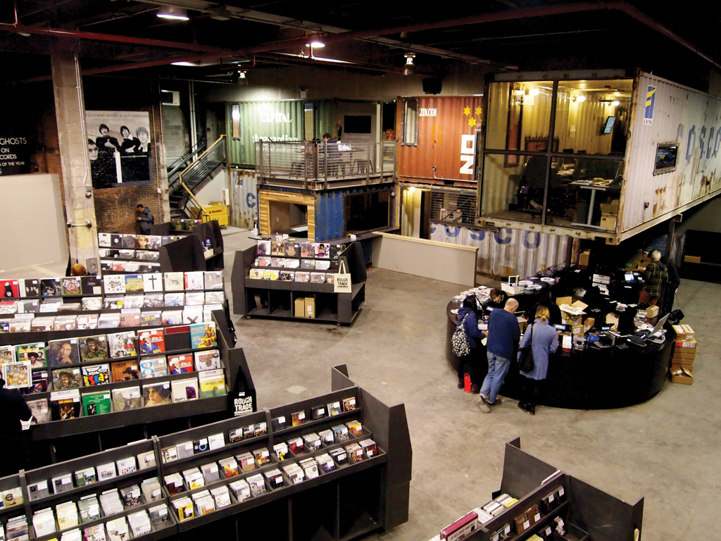 The Vinyl Revival Emirates Man